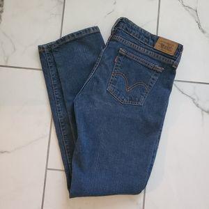 Levi's 545 Low Skinny Jean's Size 10